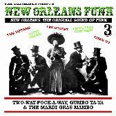 Various Artists New Orleans Funk Volume Three pack shot