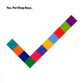 Pet Shop Boys Yes pack shot