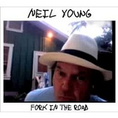 Neil Young Fork In The Road pack shot