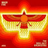 The Souljazz Orchestra  Inner Fire pack shot