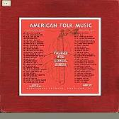 Harry Smith Anthology Of American Folk Music pack shot
