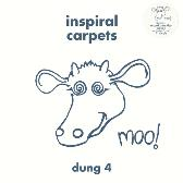 Inspiral Carpets  Dung 4 (Reissue) pack shot