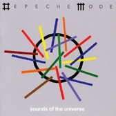 Depeche Mode Sounds Of The Universe pack shot