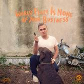 Morrissey World Peace Is None Of Your Business pack shot