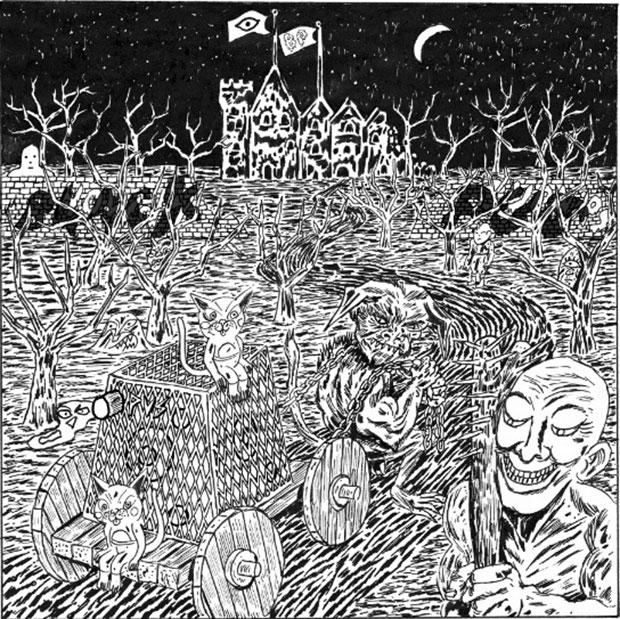Black Pus - Oozing Wound Split