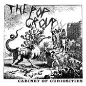 The Pop Group  We Are Time/Cabinet Of Curiosities pack shot