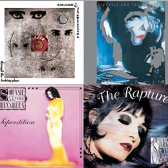 Siouxsie And The Banshees  Through The Looking Glass / Peepshow / Superstition / The Rapture (Reissues) pack shot