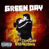 Green Day 21st Century Breakdown pack shot