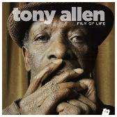 Tony Allen  Film Of Life pack shot