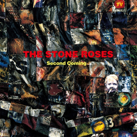 Image result for the stone roses second coming