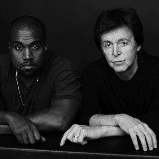 With All Duet Respect On Snobbery Kanye McCartney Ned Raggett January 5th 2015 1348