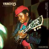 Verckys Et l'Orchestre Vévé  Congolese Funk, Afrobeat & Psychedelic Rumba 1969-1978  pack shot