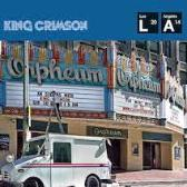 King Crimson  Live At The Orpheum  pack shot