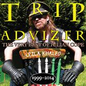 Julian Cope  Trip Advizer  pack shot