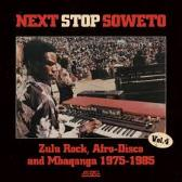 Various Artists  Next Stop Soweto Vol. 4 pack shot