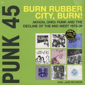 Various Artists Extermination Nights In The Sixth City/Burn, Rubber City, Burn! pack shot