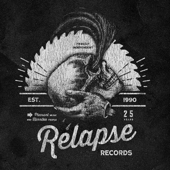 Relapse Records Sampler