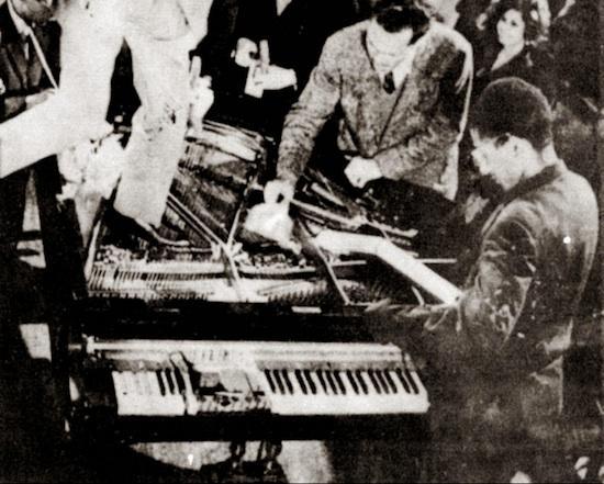 Music 1960s essay