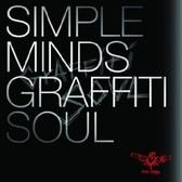 Simple Minds Graffiti Soul pack shot