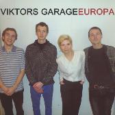 Viktor's Garage  Europa pack shot