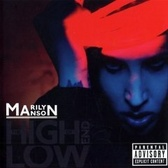 Marilyn Manson High End Of Low pack shot