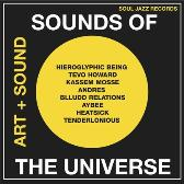 Various Artists Soul Jazz Records Presents: Sounds Of The Universe: Art + Sound 2012-15 Vol. 1  pack shot