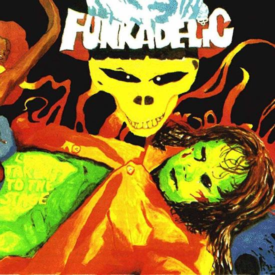 Funkadelic get off your ass and jam