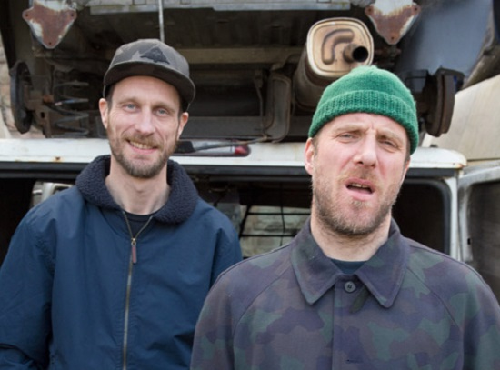 Features | A Quietus Interview | Life In Hell: Sleaford Mods Interviewed By Taylor Parkes