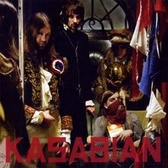 Kasabian West Ryder Pauper Lunatic Asylum pack shot