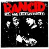 Rancid Let The Dominoes Fall pack shot