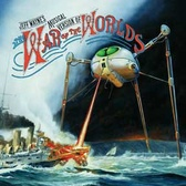 Jeff Wayne War Of The Worlds pack shot