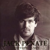 Jack Penate Everything Is New pack shot