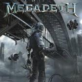 Megadeth  Dystopia pack shot