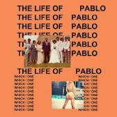 Kanye West  The Life Of Pablo pack shot