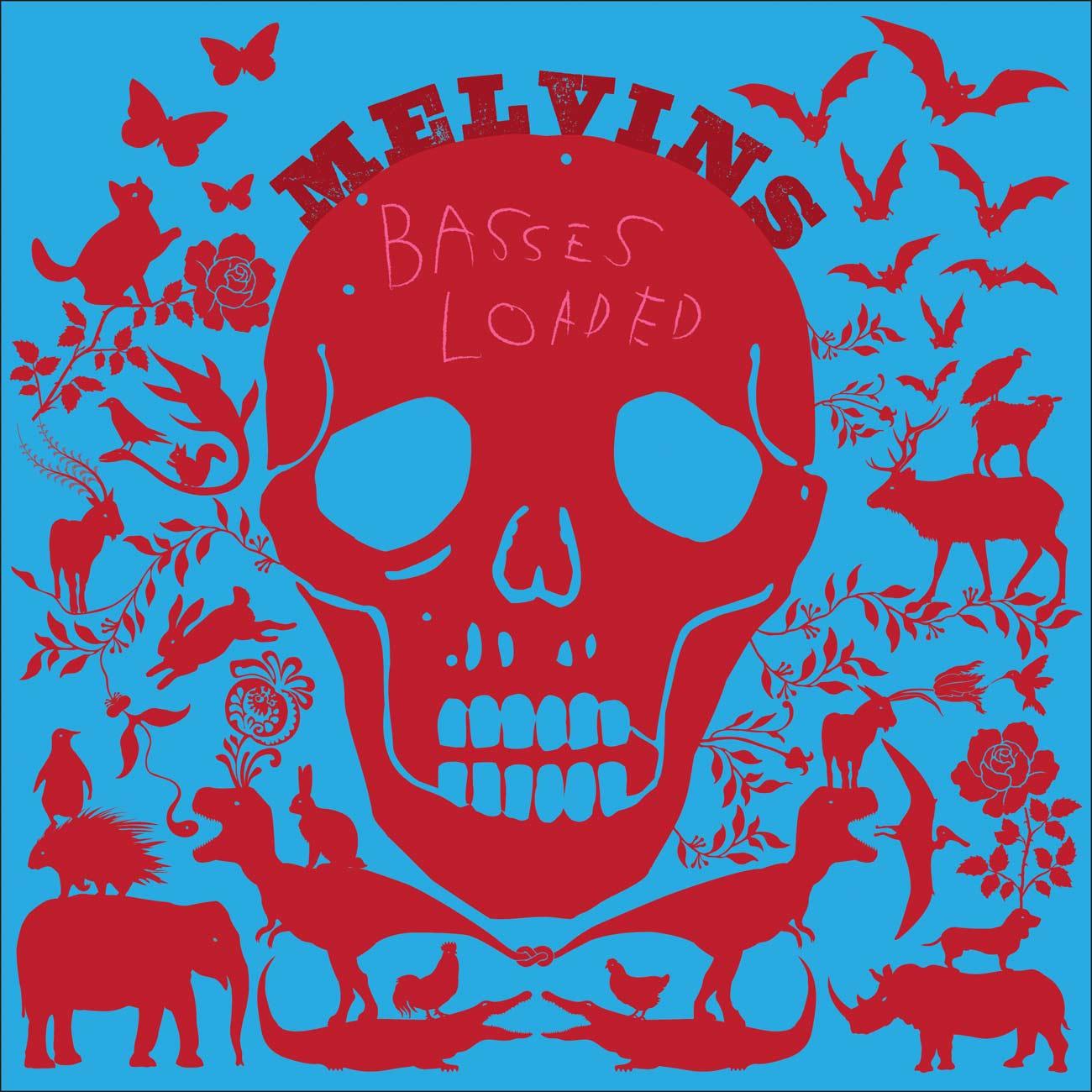The Melvins Album Covers