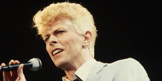 Bowie's hair fetches $A25,228 at auction
