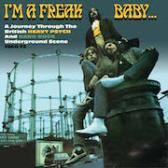 I'm A Freak Baby Various pack shot