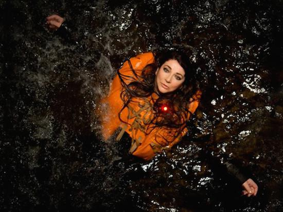 Kate Bush reveals three act live album 'Before The Dawn'