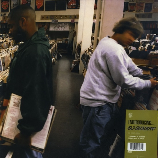 Features | Anniversary | Millstone Or Milestone? DJ Shadow On Endtroducing 20 Years On