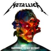 Metallica Hardwired To Self-Destruct pack shot