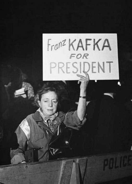 Kafka For President 80 Years Of The Trial Brian Coney January 20th 2017 1443