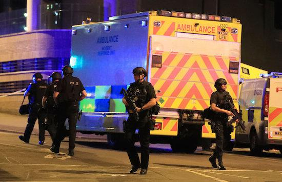 Islamic State claims responsibility for Manchester attack