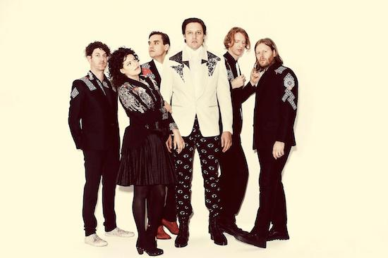 Arcade Fire kindly ask you to 'Stay tuned for Infinite Content'