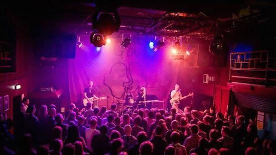 how to start a live music venue