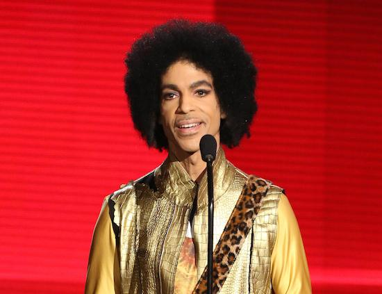 Iconic items from Prince's purple reign head to London's O2