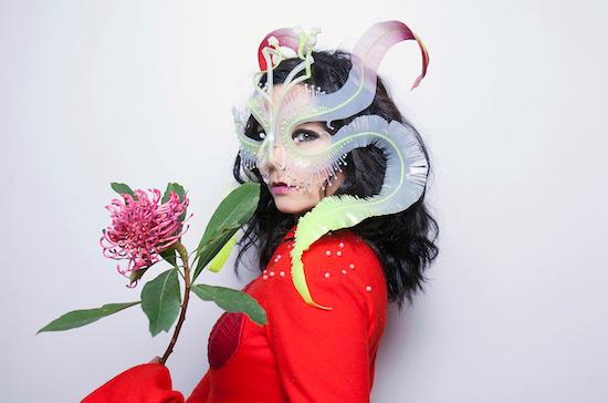 Björk's new track 'The Gate' is here early