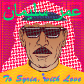 Omar Souleyman To Syria, With Love pack shot