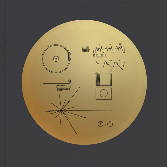 The Quietus News Nasa S Golden Voyager Record Gets