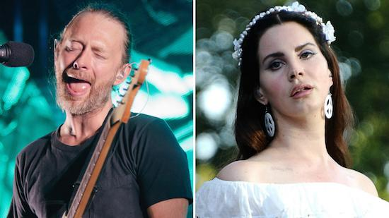 Radiohead Haven't Actually Sued Lana Del Rey, Publishers Say