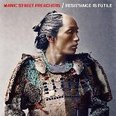 Manic Street Preachers Resistance Is Futile pack shot